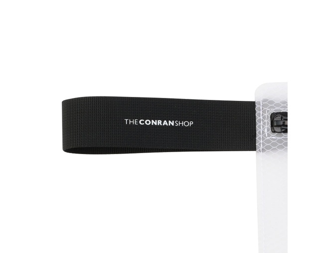 ザ・コンランショップ(THE CONRAN SHOP) CONRAN ORIGINAL TRANSLUCENT FLAT POUCH Lの写真