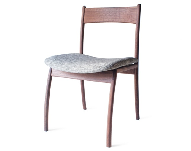 ANP interior design ANP chair(Walnuts)張地ランクCのメイン写真