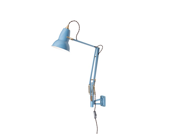 アングルポイズ(ANGLEPOISE) Original 1227 Brass Wall Mounted の写真
