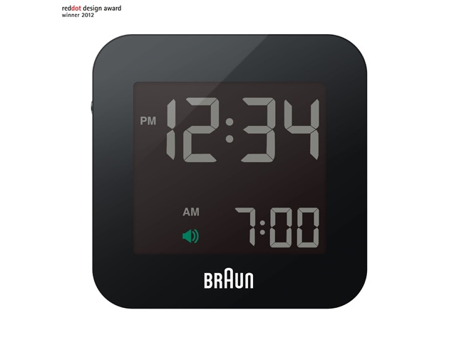 BRAUN(ブラウン) BRAUN Digital Clock BNC008の写真