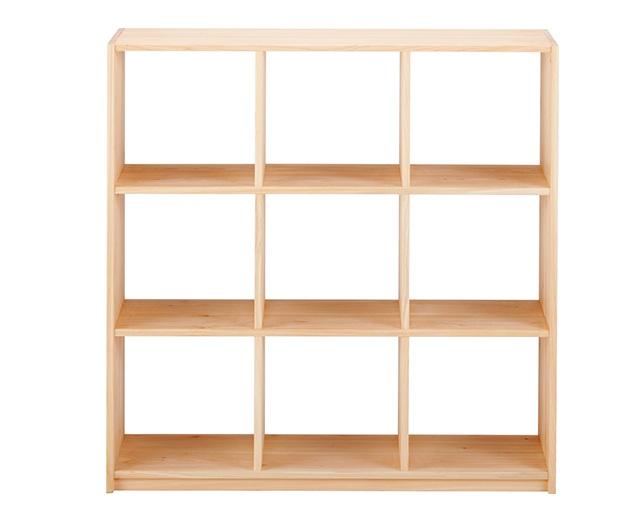 HINOKI CRAFT(ヒノキクラフト)の本棚