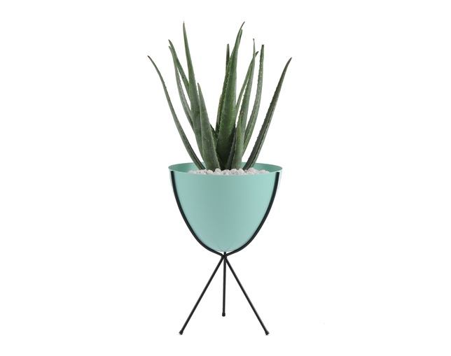 Hip Haven(ヒップヘイヴン) Retro Bullet Planter by Hip Haven™ – Mediumの写真