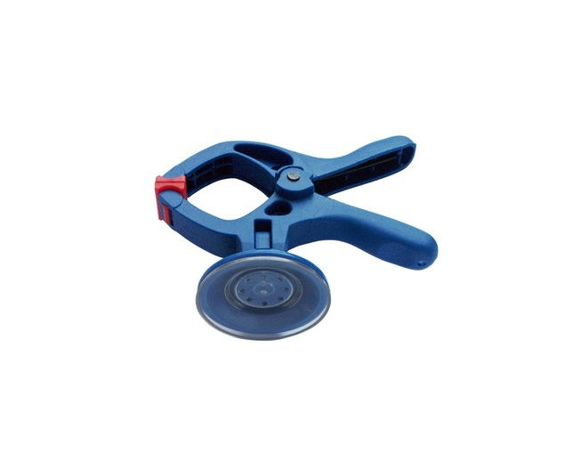 WOLFCRAFT SPRING CLAMP SUCTION CUP Lの写真