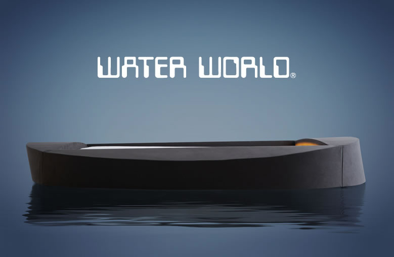 WATER WORLDの写真