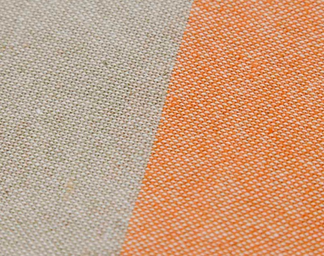 アマブロ(amabro) COTTON MULTI CLOTH / Orangeの写真
