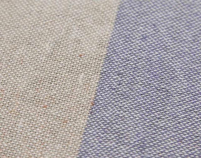 アマブロ(amabro) COTTON MULTI CLOTH / Blueの写真