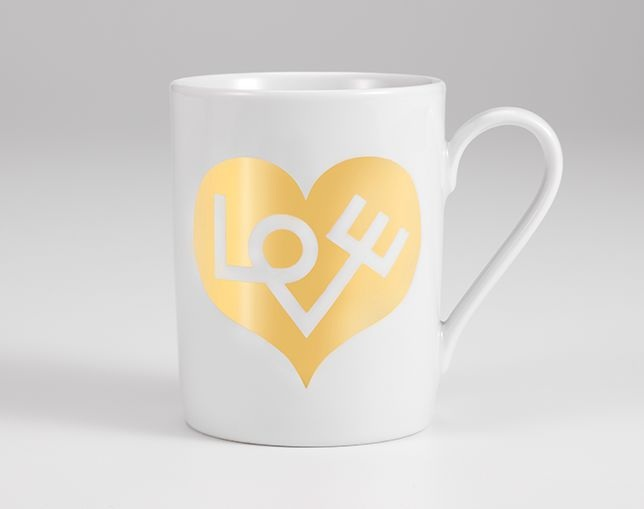 Vitra Coffee Mugs - Love Heartの写真