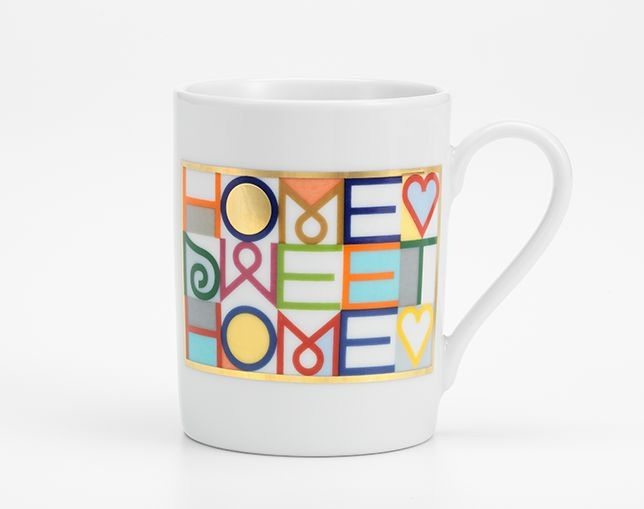Vitra Coffee Mugs - Home Sweet Homeの写真