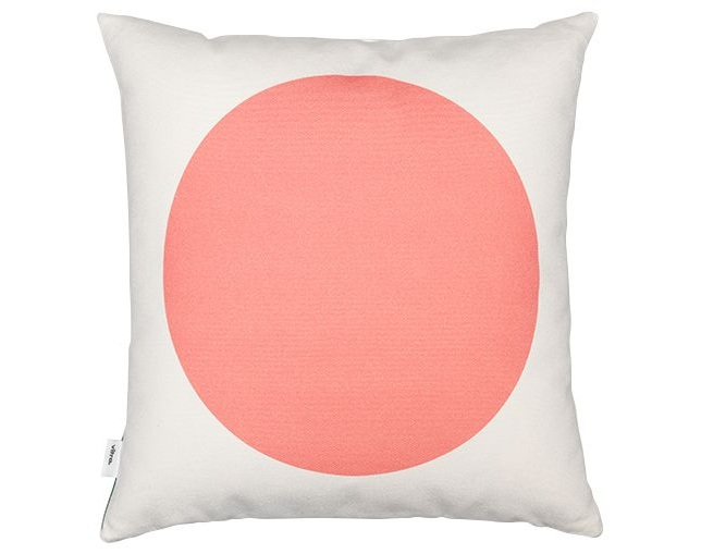 Vitra Graphic Print Pillow - Rectangles/Circleのメイン写真