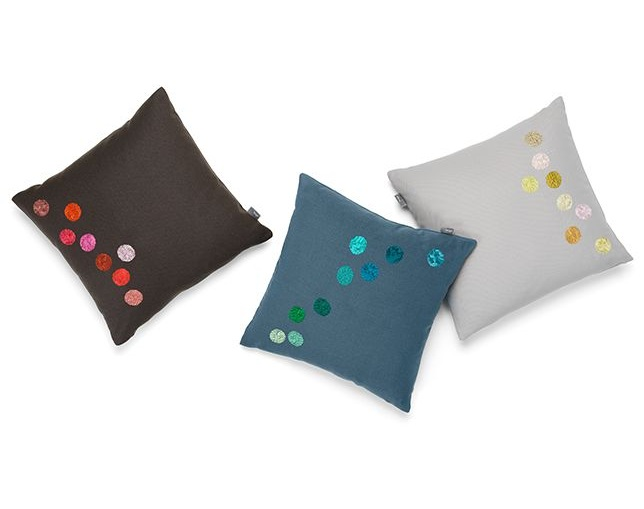 Vitra Dot Pillowsの写真