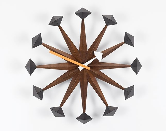 Vitra Wall Clock - Polygon Clockのメイン写真