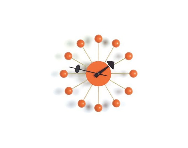 Vitra Wall Clock - Ball Clockのメイン写真