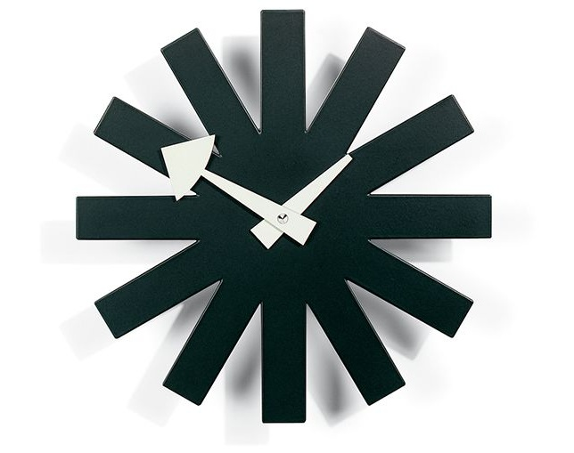 Vitra(ヴィトラ) Wall Clock - Asterisk Clockの写真