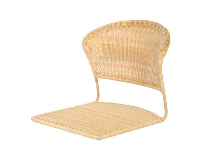 ヤマカワラタンジャパンの座椅子