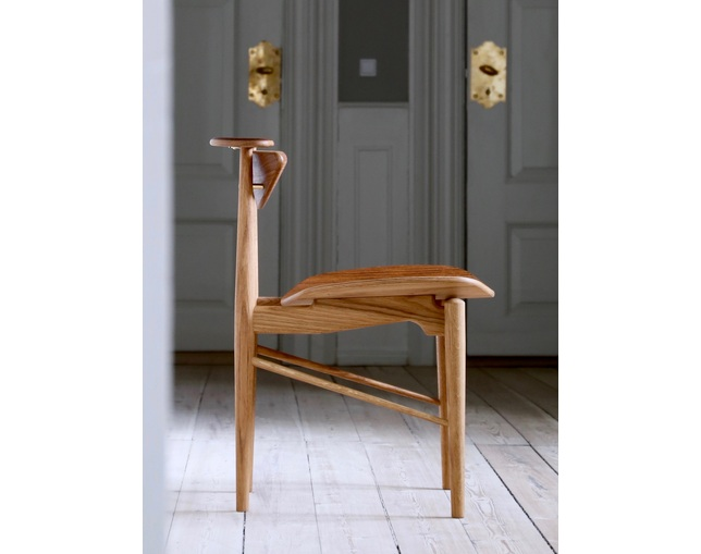 HOUSE OF FINN JUHL(ハウス オブ フィン ユール) Reading Chair with veneer seat の写真