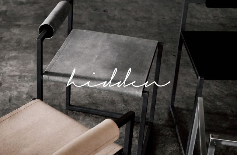 hidden sampling furnitureの写真