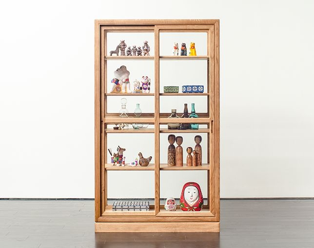 TIME & STYLE museum cabinet for private collection C-524のメイン写真