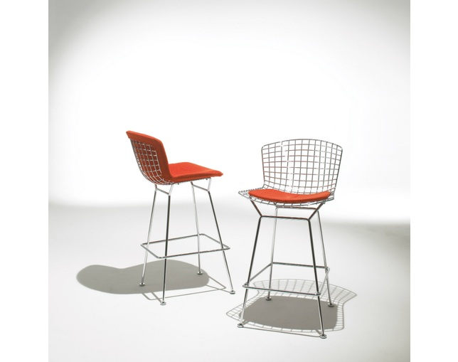 ノル(Knoll) Bertoia Collection Counter height stoolのメイン写真
