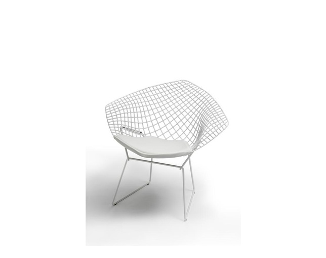 ノル(Knoll) Bertoia Collection Lounge Seating -Diamond Armchair-の写真