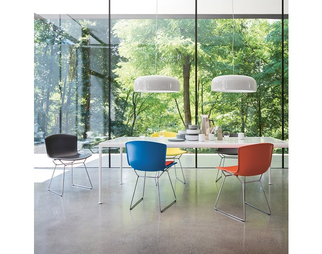 ノル(Knoll) Bertoia Collection Side Chair -Plastic-の写真