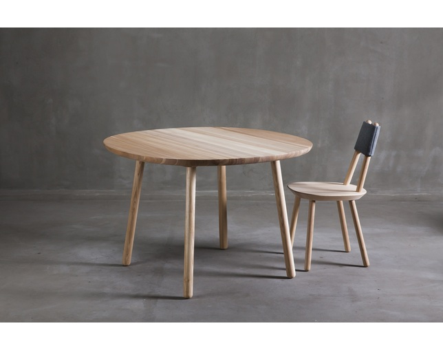 EMKO Naive Dining Table 1100Φの写真