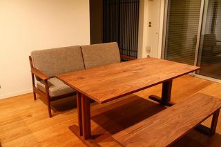 Ritz Low Dining Table リッツ ローダイニングテーブル タブルーム