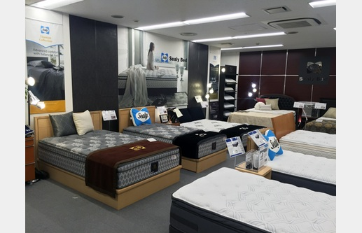 SEALY BED 札幌ショールームの画像3