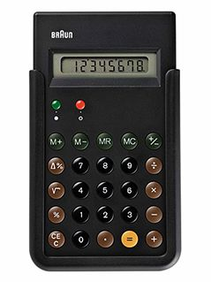 BRAUN BRAUN Calculator  BNE001の写真