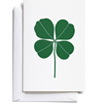 Vitra Greeting Cards(M) - Four Leaf Cloverの写真